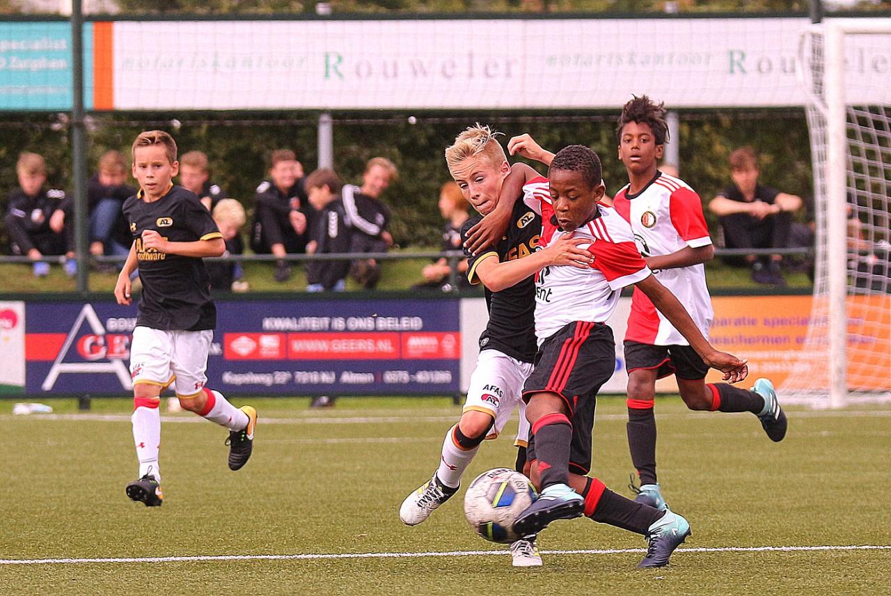 AZ-Feyenoord Hans Bolt