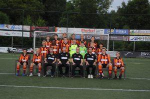 FC Zutphen U13 team