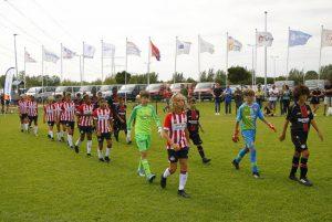 Organisatie U13 Tournament FC Zutphen blij met verlengen contract SallandElectronics