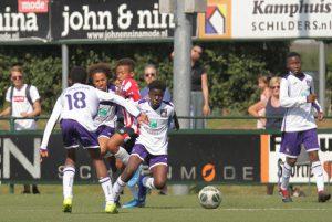 RSC Anderlecht winnaar toernooi 2019
