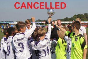 Mededeling betreffende het SallandElectronics U13 Tournament FC Zutphen