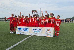 Succesvol toernooi gewonnen door Bayer 04 Leverkusen